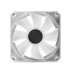Computer cooler vector