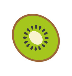 Healthy fruit icon vector