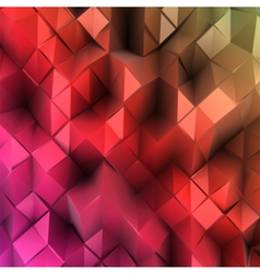 Abstract colourful background Combination of vector image