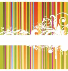 Bar background design vector