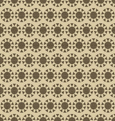 Flowers-pattern-retro-seamless-01 vector