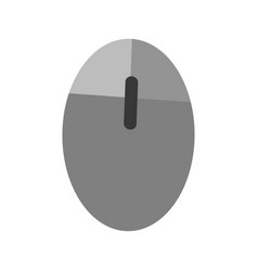 Computer mouse icon scrolling equipment vector