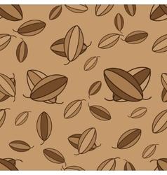 Cacao seamless vector