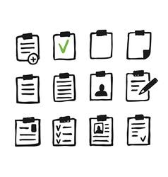 File an icon3 vector
