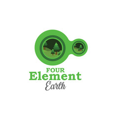 Four element earth vector