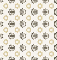 Flowers-pattern-retro-seamless-02 vector