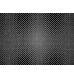 Dotted Metallic Texture vector image