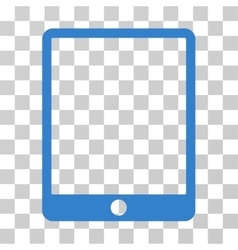 Mobile tablet icon vector