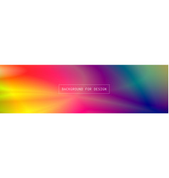 colourful glitch abstract background vector image vector image