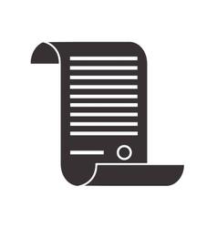 law decree icon vector image