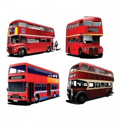 London buses vector