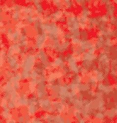 Pixel halftone theme background vector