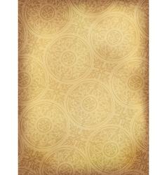Vintage ornamented background vertical vector