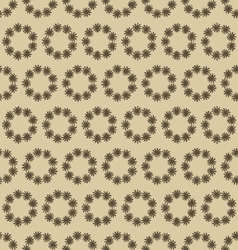 Flowers-pattern-retro-seamless-03 vector
