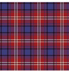 Seamless tartan pattern shirt vector