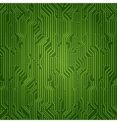 Technology microchip background vector
