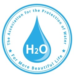 The association for the protection of water vector