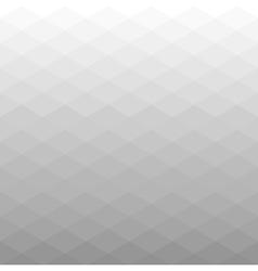 Modern white grey geometric background - seamless vector