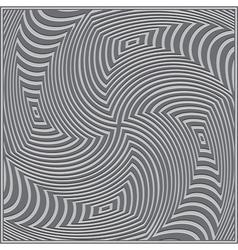twirl background vector image vector image