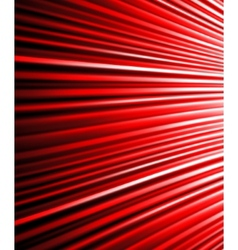 Background of red luminous rays vector
