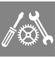 Tuning service icon vector