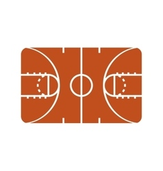 League icon Basketball design graphic vector image vector image