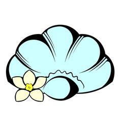 Shell icon icon cartoon vector