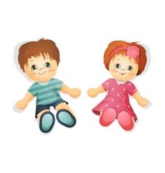 Dolls vector