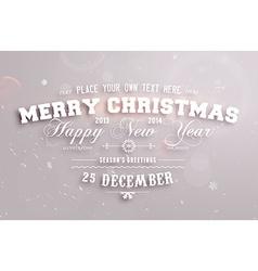 Christmas banner vector