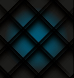 Blue block background vector