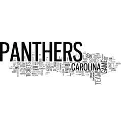 What will carolina panthers tickets be worth for vector