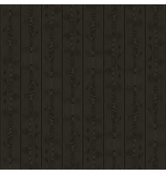 Seamless wood texture background vector
