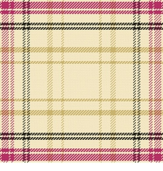 Seamless pattern scottish tartan virginia vector