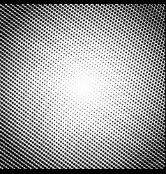 Gradient monochrome background halftone effect vector