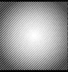 gradient monochrome background halftone effect vector image
