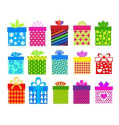 Gifts 4 vector