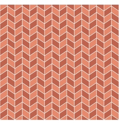 Seamless retro geometric pattern vector