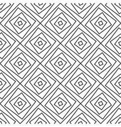 Seamlss pattern - simple geometric background vector