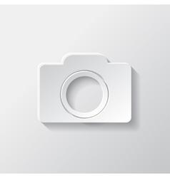 Photo camera icon photography vector