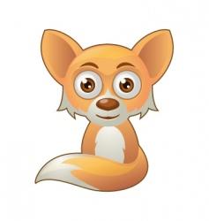 Fox mascot vector