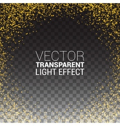 Effect gold luster luxury design rich background vector image vector image