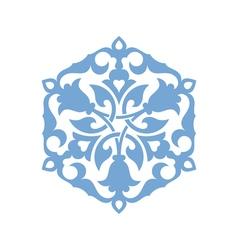 Traditional Arabic ornament vector image