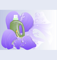 Cleaning product2 vector