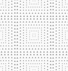 Textured with triangles squares vector image vector image