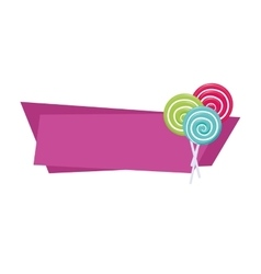 Candy icon image vector