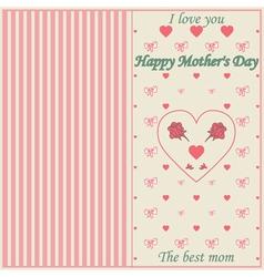 mom2 vector image