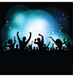 Party audience vector