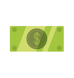 Billet of money vector