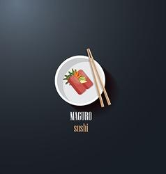 Asian restaurant menu template vector