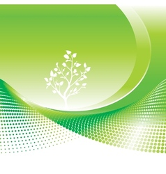 Green Environmental vector image